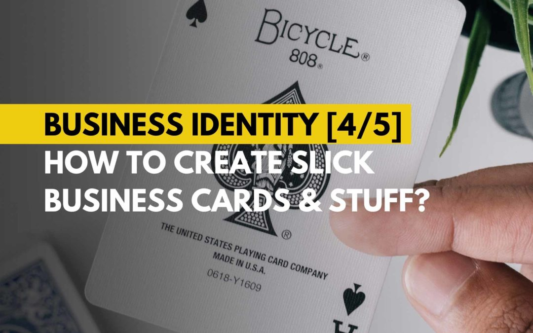 13-Business Identity how to create slick business cards and stuff Michael Beast